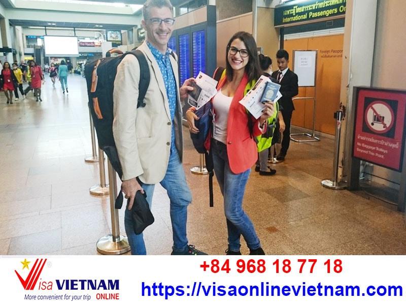 Vietnam tourist visa 2018