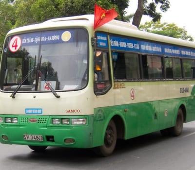 Travel around Saigon by Bus (Saigon Buses 101)