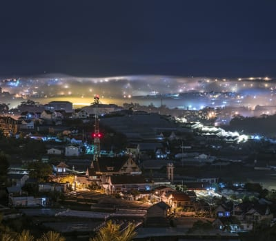 Beautiful Da Lat during Tet (How to Celebrate Vietnamese New Year Like a Local)