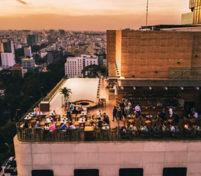 Saigon's Coolest Rooftop and Sky Bars for Partygoers