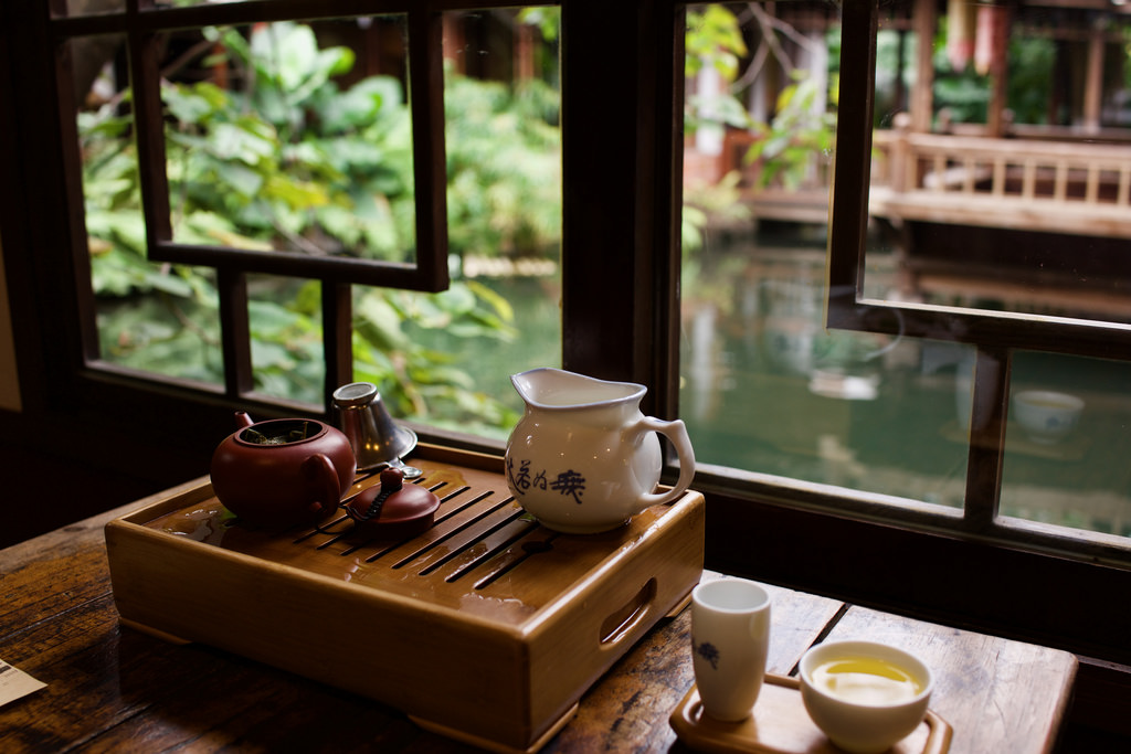 Most Charming Tea Houses in Ho Chi Minh City