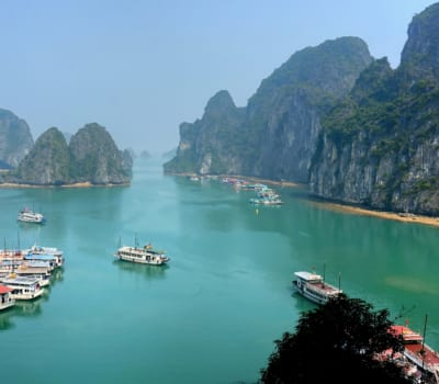 Getting From Hanoi To Ha Long Bay