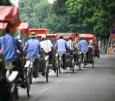 The Best Ways to Get Around in Hanoi