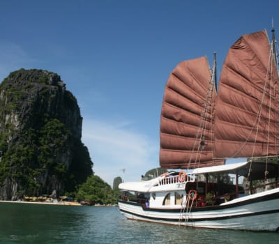 Impressive Accommodations in Ha Long Bay